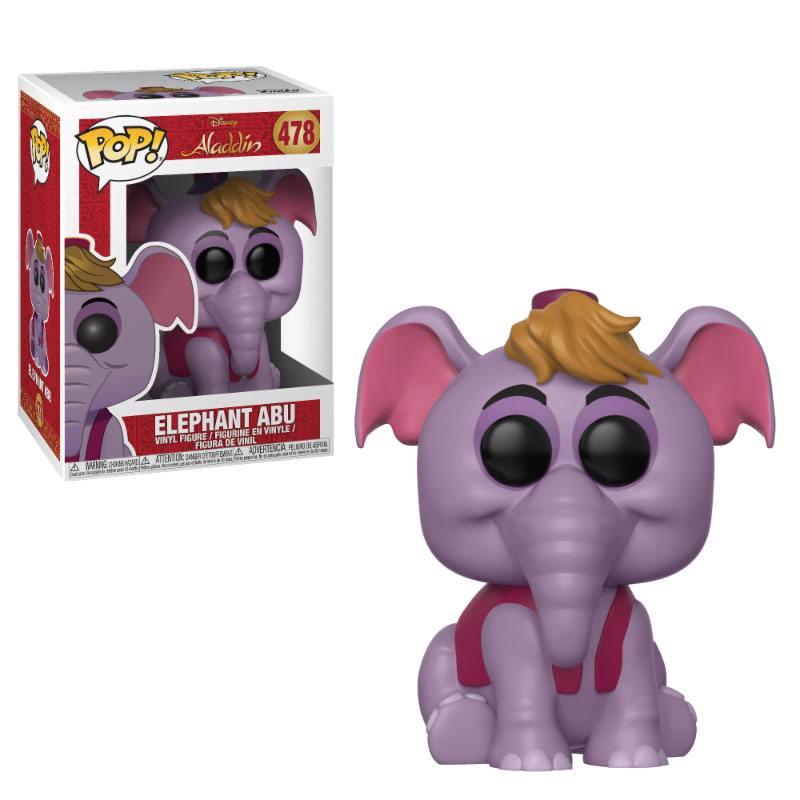 Aladdin POP! Vinyl Figure Elephant Abu 9 cm