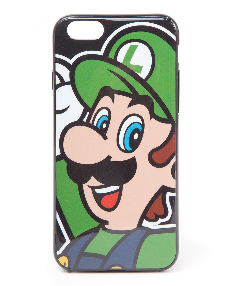 Nintendo iPhone 6 Case Luigi