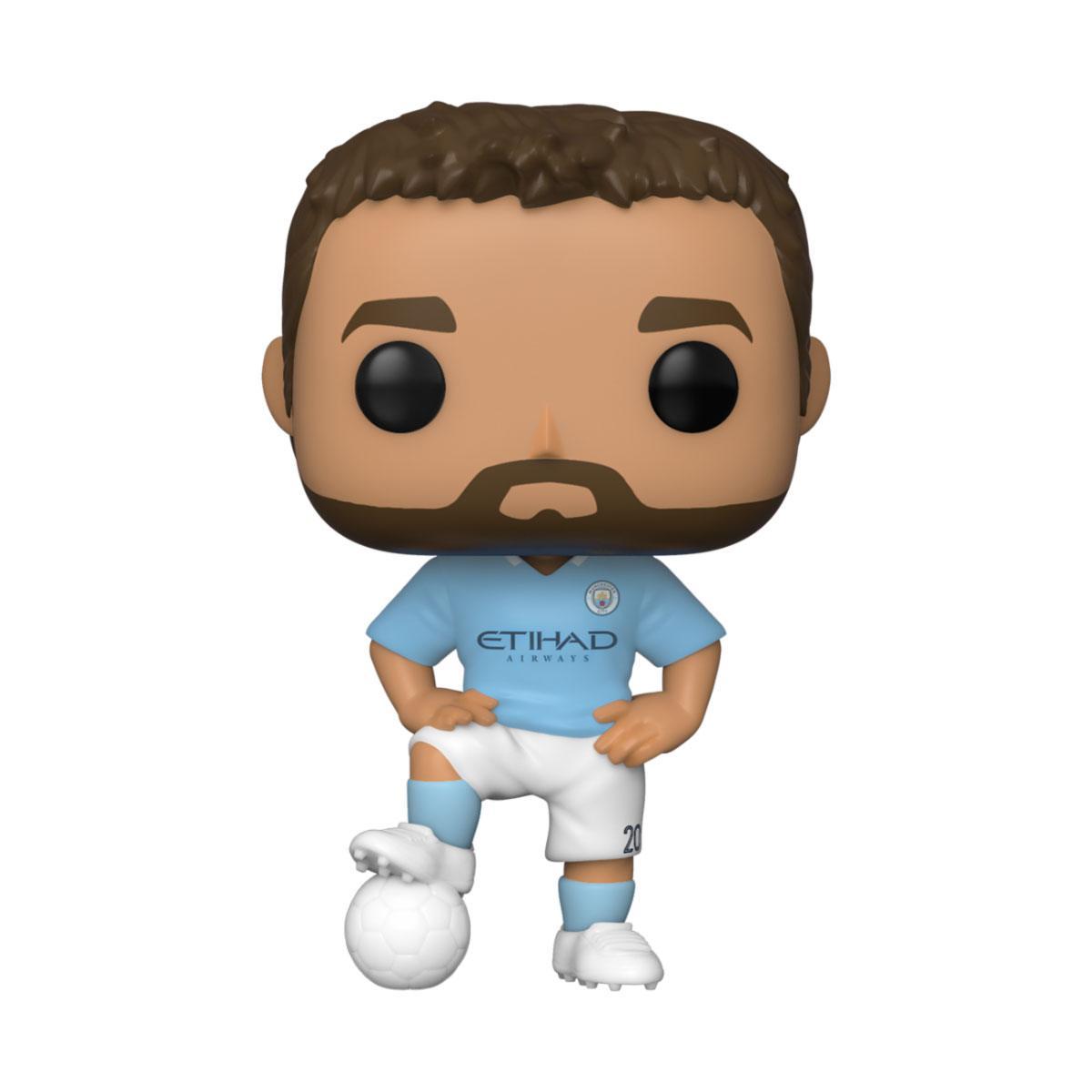 EPL POP! Football Vinyl Figure Bernardo Silva (Manchester City) 9 cm