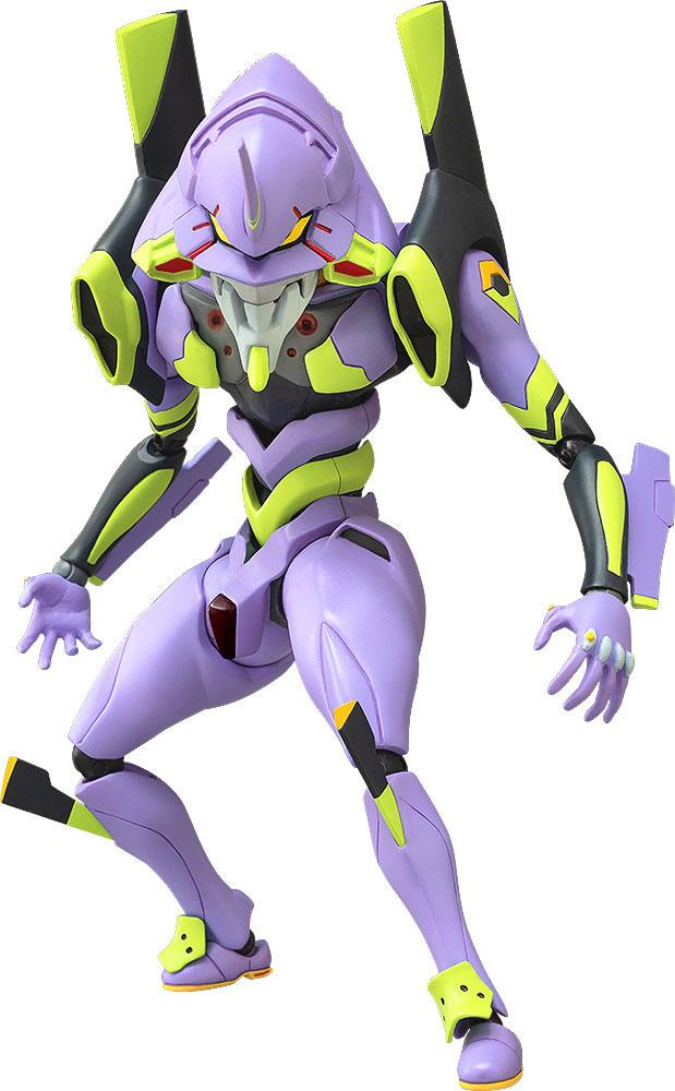 Rebuild of Evangelion Parfom Action Figure Evangelion Unit-01 14 cm