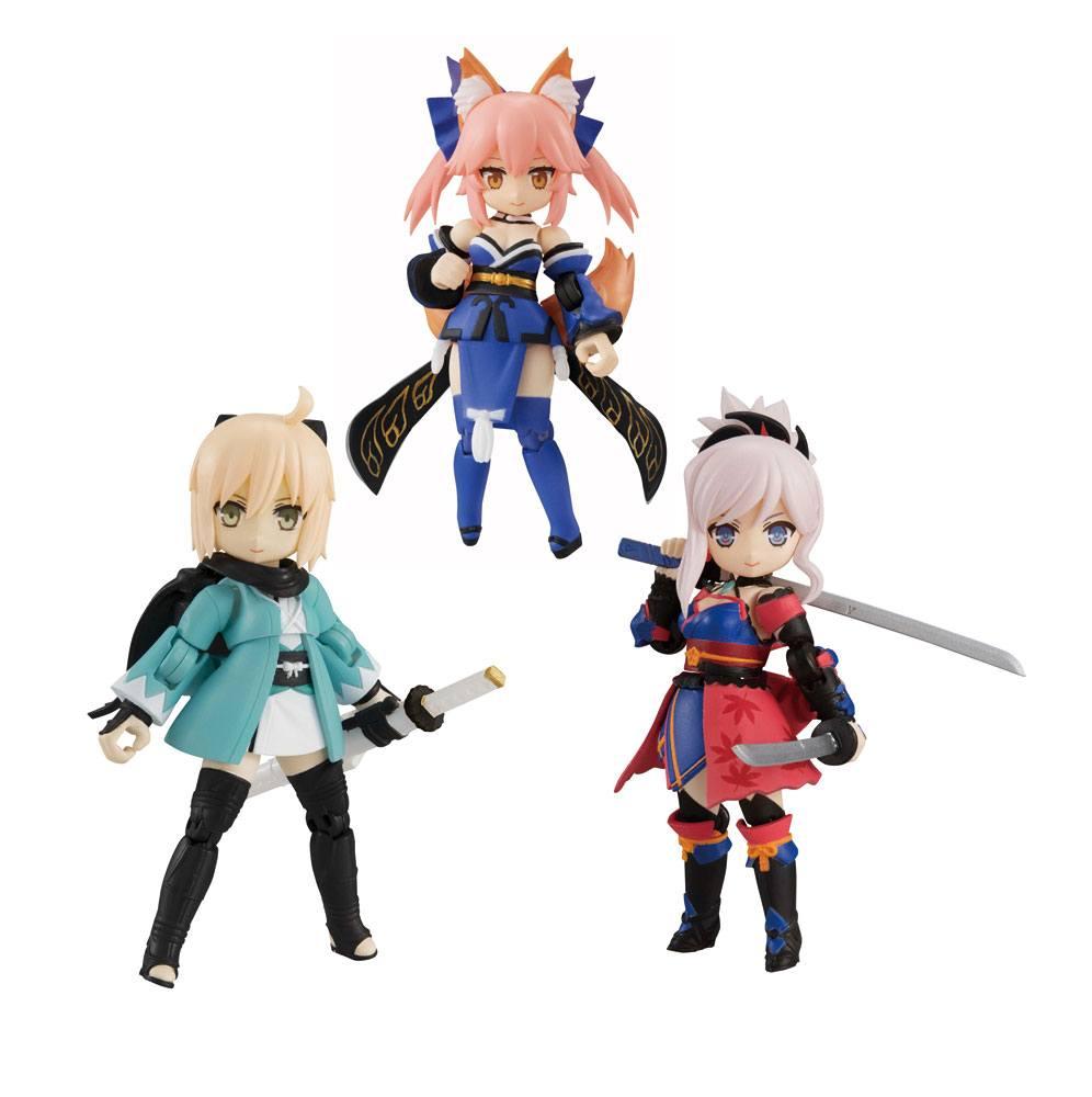 Fate/Grand Order Desktop Army Figures 8 cm Assortment Vol. 3 (3)