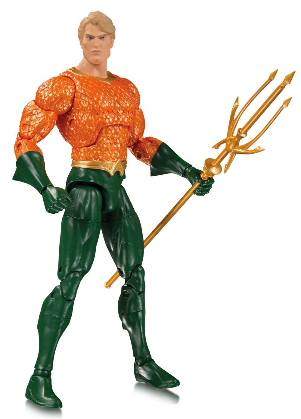 DC Essentials Action Figure Aquaman 17 cm