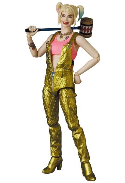Birds Of Prey MAF EX Action Figure Harley Quinn 15 cm