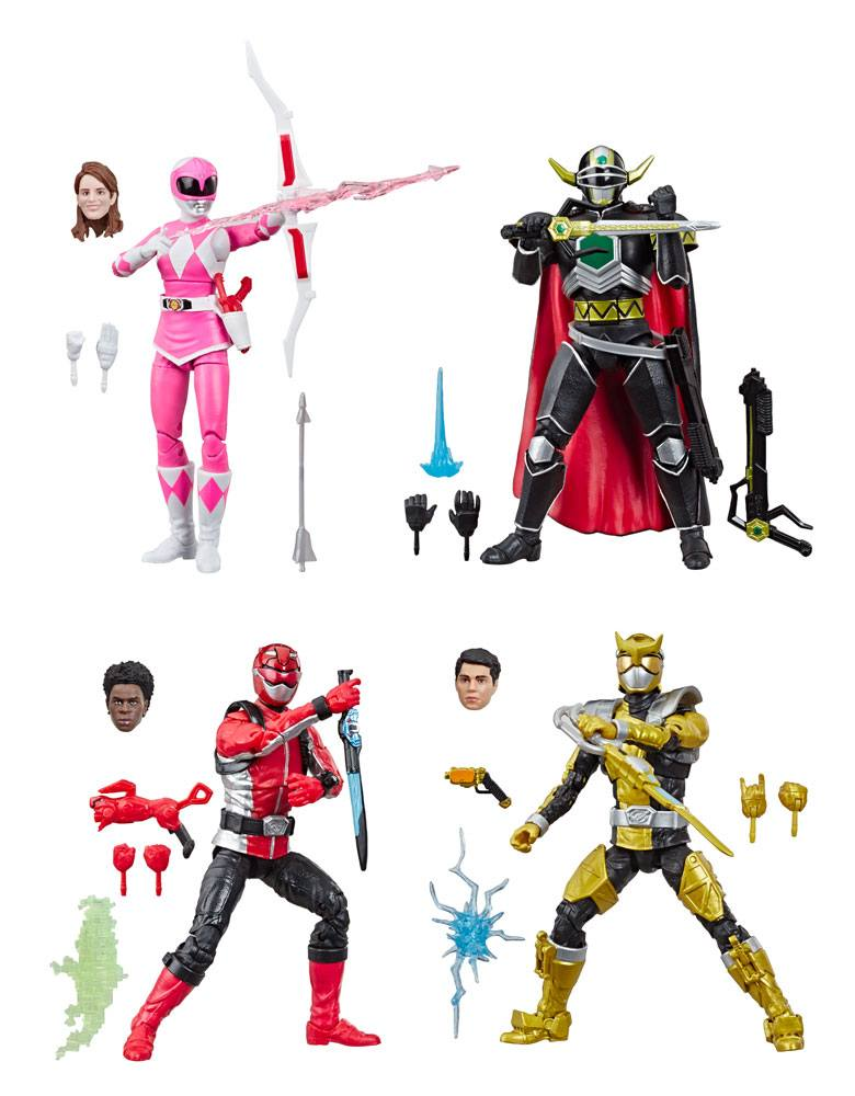 Power Rangers Lightning Collection Action Figures 15 cm 2019 Wave 2 Assortment (8)