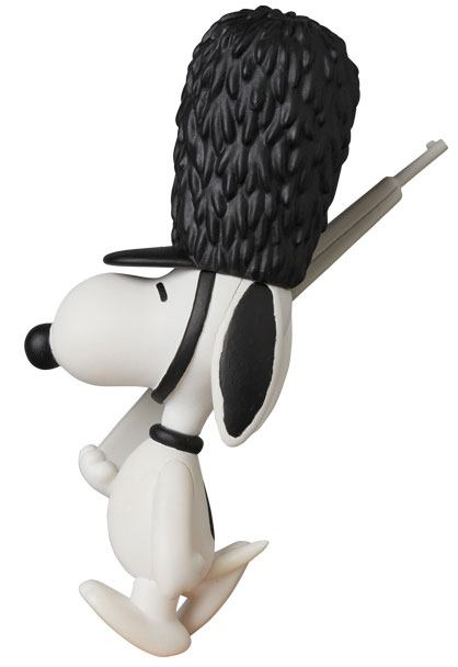 Peanuts UDF Series 10 Mini Figure Queen's Guard Snoopy 10 cm