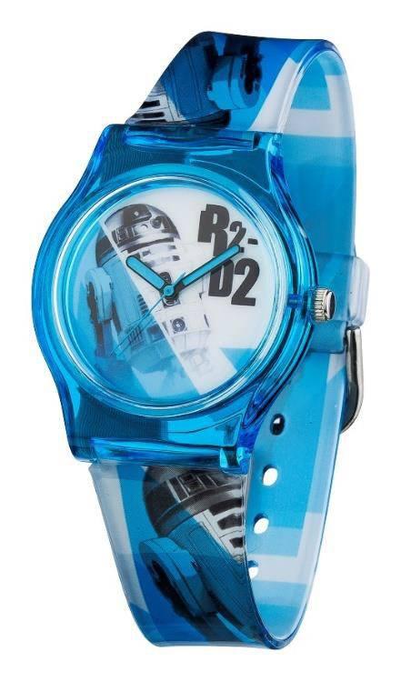 Star Wars Quartz Watch R2-D2