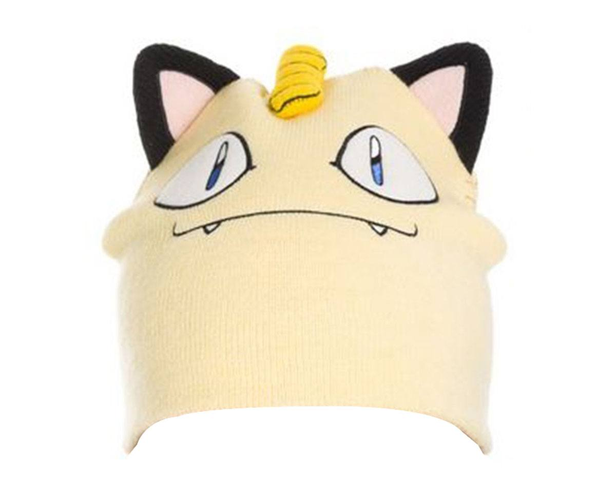 Pokemon Beanie Meowth