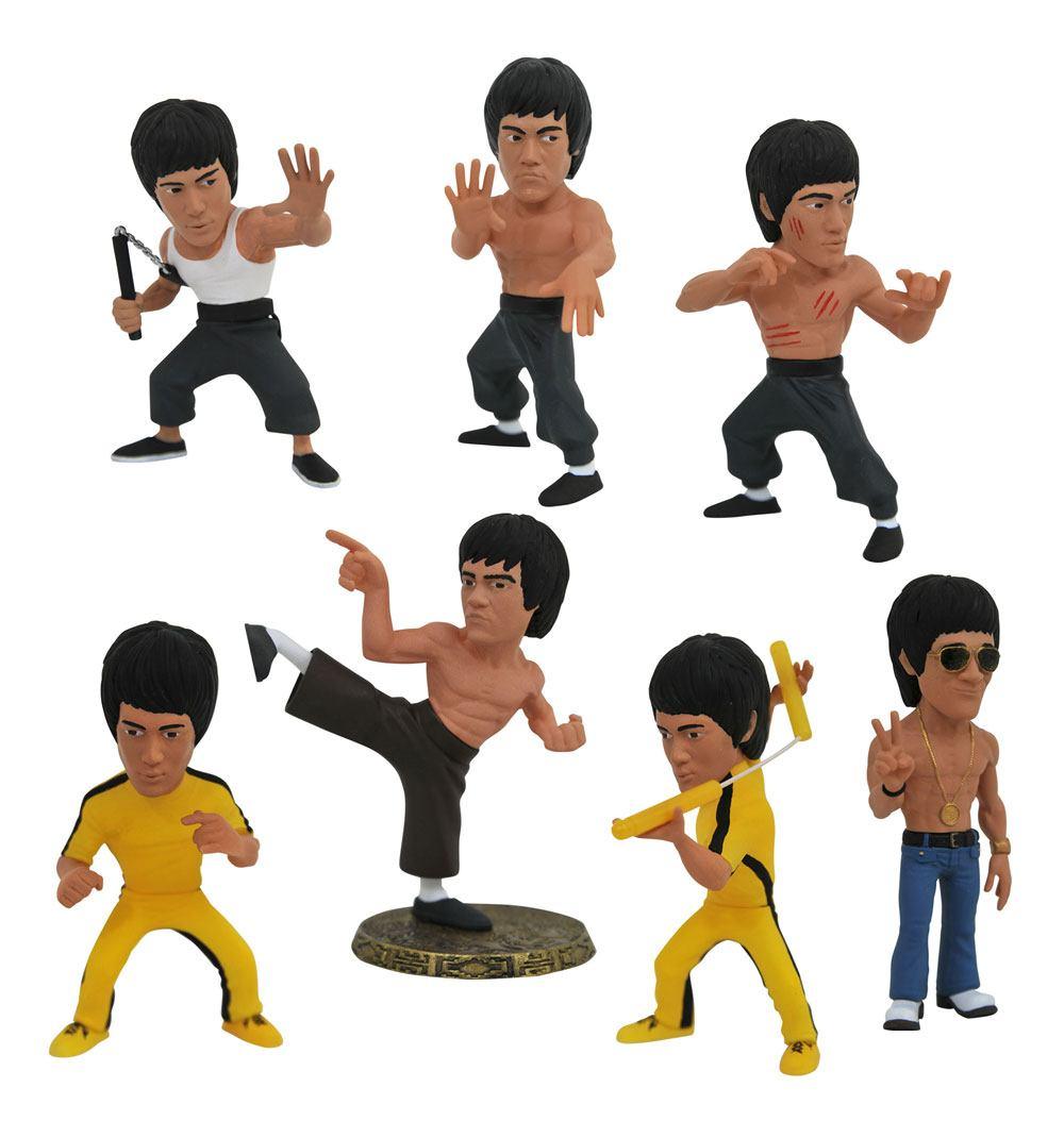 Bruce Lee D-Formz PVC Mini Figures 8 cm Display (12)