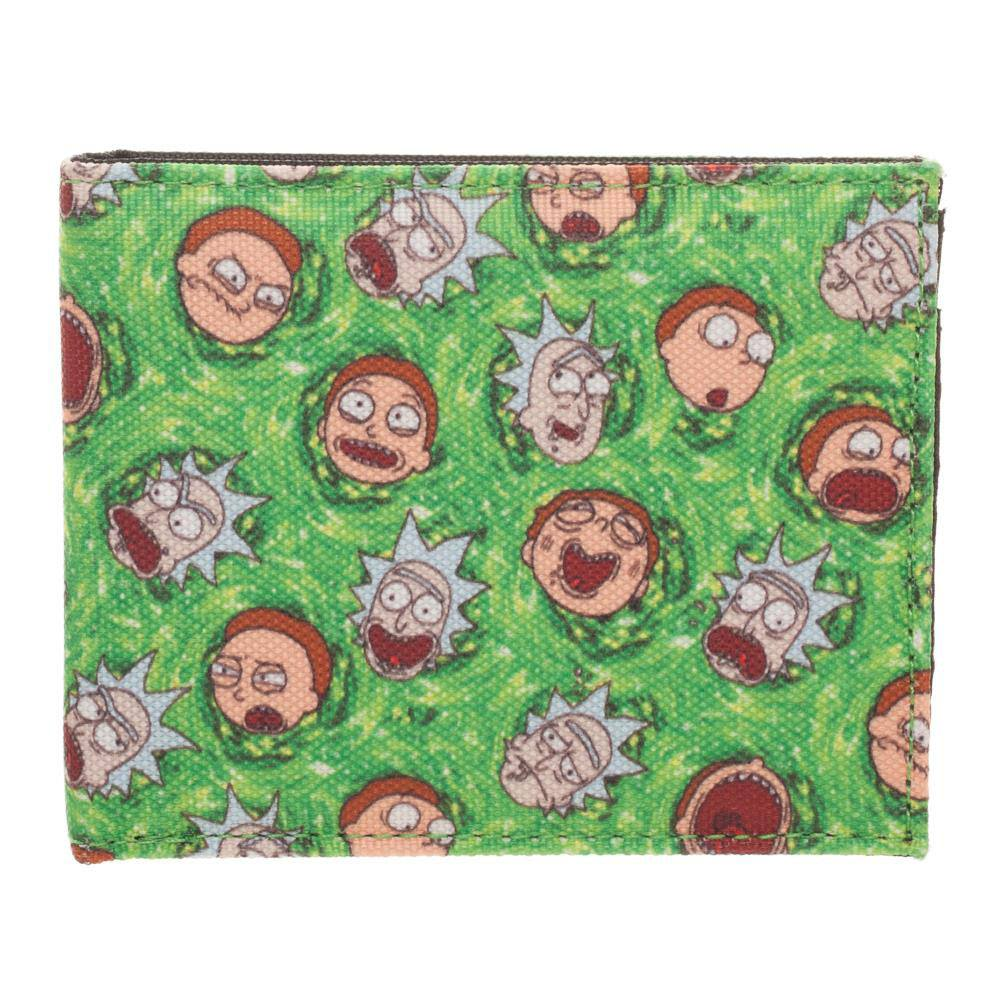 Rick and Morty Wallet All Over Print