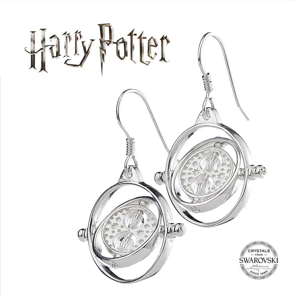 Harry Potter x Swarovski Earrings Zeitumkehrer