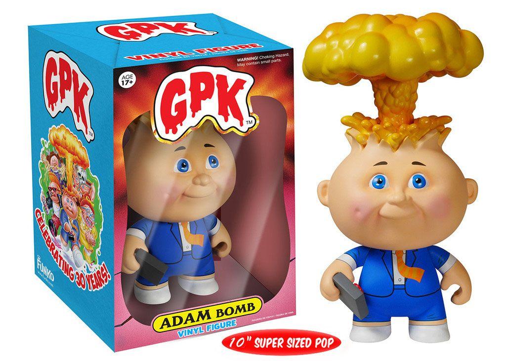 Garbage Pail Kids POP! Super Sized Vinyl Figure Adam Bomb 25 cm