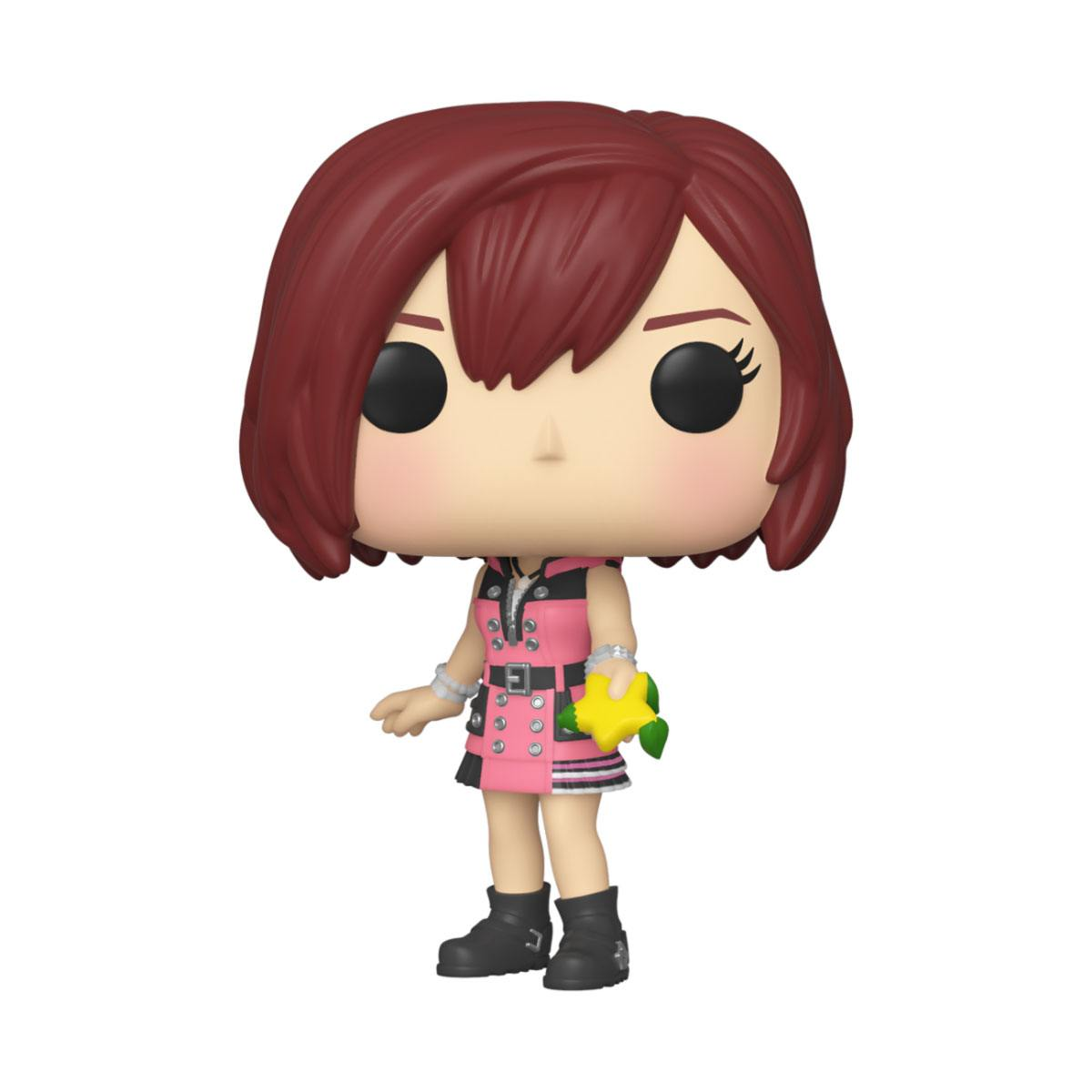 Kingdom Hearts 3 POP! Disney Vinyl Figure Kairi w/Hood 9 cm