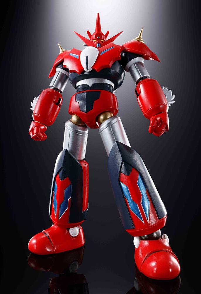 Getter Robo Arc Soul of Chogokin Diecast Action Figure GX-98 Getter D2 17 cm