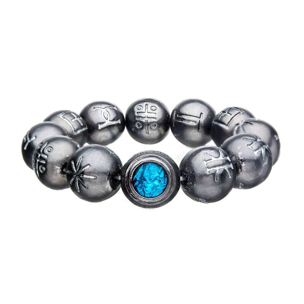 Black Panther Kimoyo Bead Bracelet