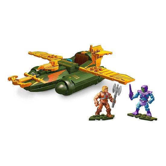 Masters of the Universe Mega Construx Probuilder Construction Set Wind Raider Attack