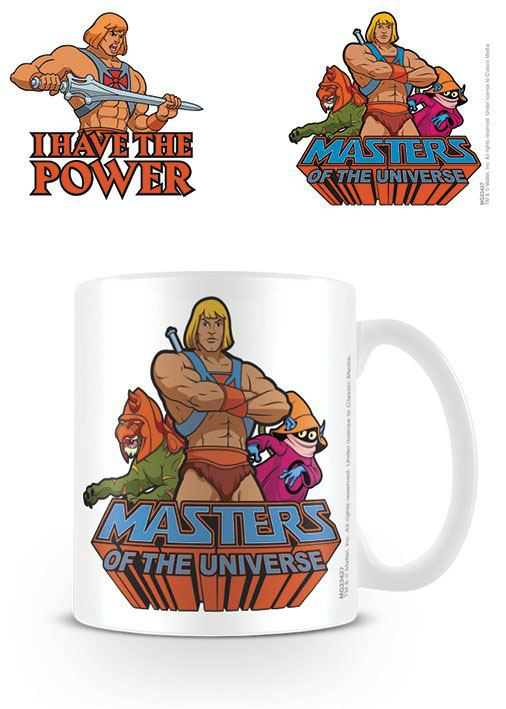 Masters of the Universe Mug I Have The Power
