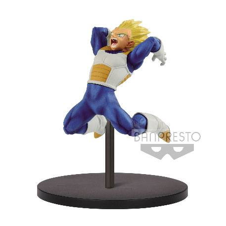Dragon Ball Super Chosenshiretsuden PVC Statue Super Saiyan Vegeta 13 cm