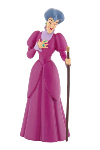 Cinderella Figure Wicked Stepmother 10 cm
