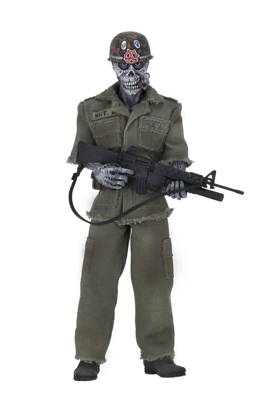 S.O.D. Retro Action Figure Sgt. D 20 cm
