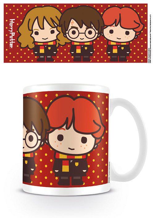 Harry Potter Mug Kawaii Harry Ron Hermione