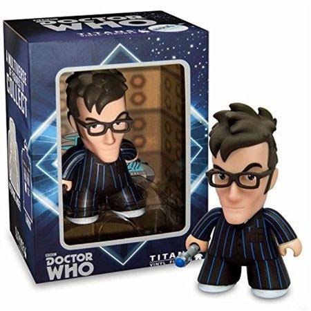 Doctor Who Vinyl Figure Titans 10th Doctor 16 cm