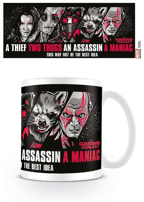 Guardians of the Galaxy Mug Guardians