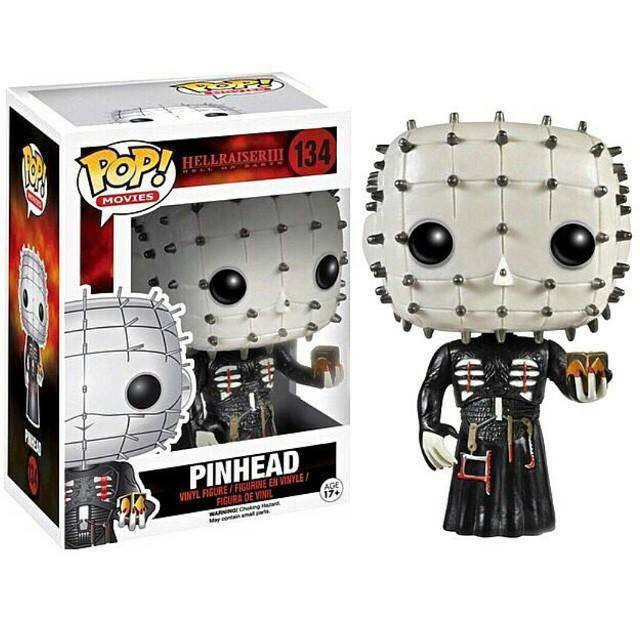 Hellraiser POP! Movies Vinyl Figure Pinhead 10 cm