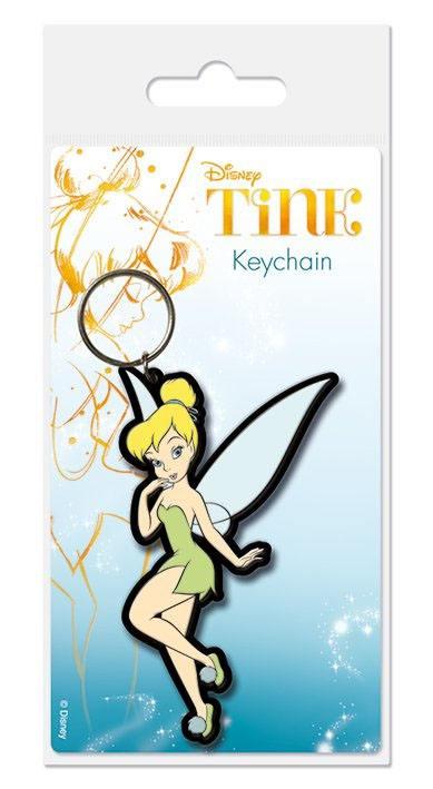 Disney Rubber Keychain Tinkerbell 6 cm