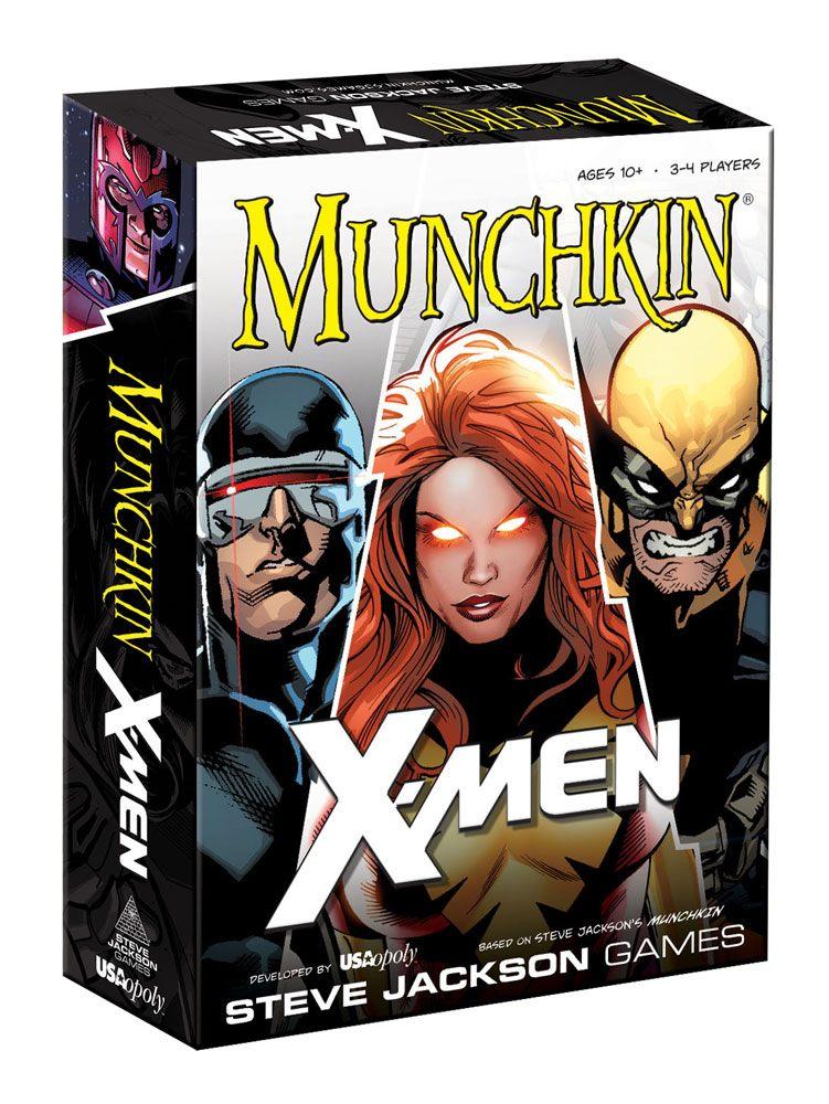 Munchkin Card Game X-Men *English Version*