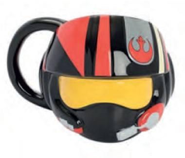 Star Wars Episode VIII 3D Mug Resistance Helmet