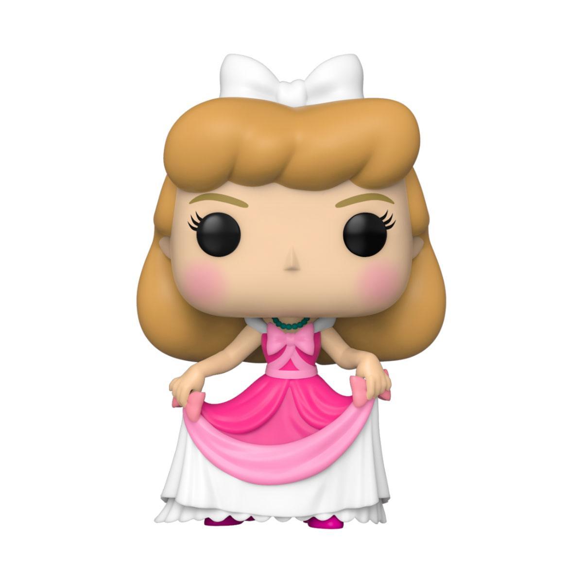 Cinderella POP! Vinyl Figure Cinderella (Pink Dress) 9 cm