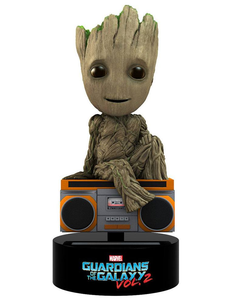 Guardians of the Galaxy Vol. 2 Body Knocker Bobble-Figure Groot 15 cm