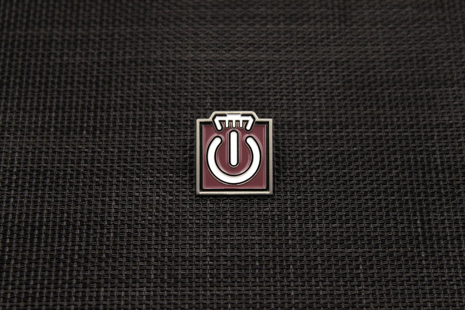 Six Collection Pin Badge Operator Icon Thatcher