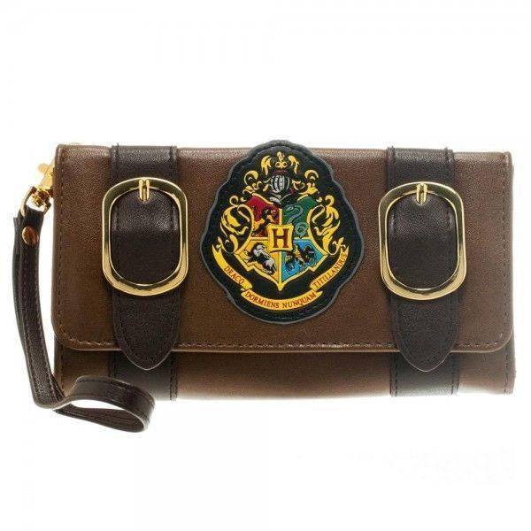 Harry Potter Ladies Wallet Hogwarts Crest