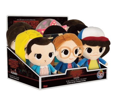 Stranger Things Super Cute Plushies Plush Figure 20 cm Display (9)