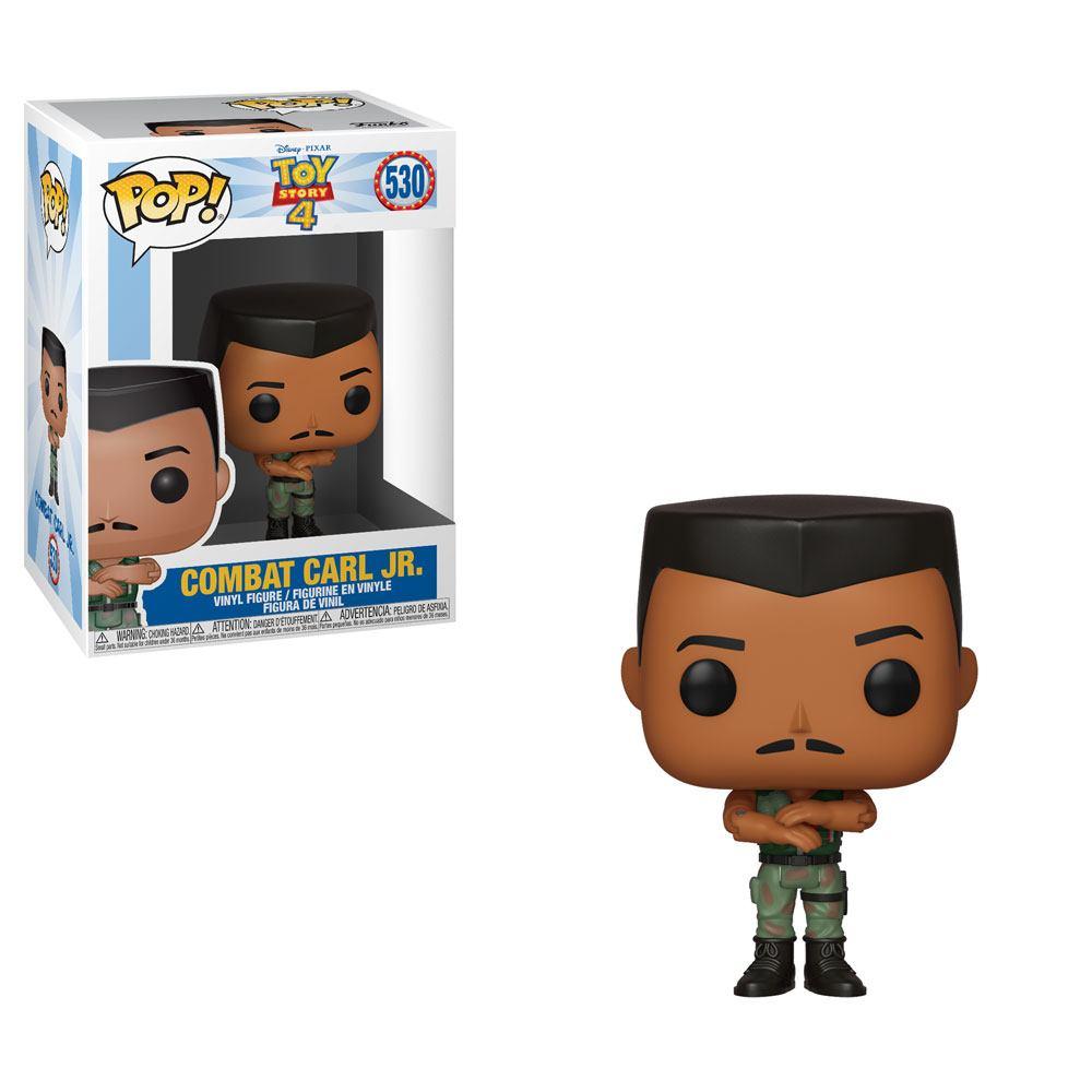 Toy Story POP! Disney Vinyl Figure Combat Carl Jr. 9 cm