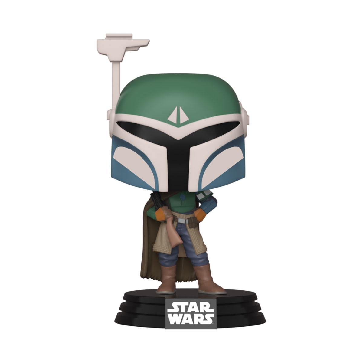Star Wars The Mandalorian POP! TV Vinyl Figure Covert Mandalorian 9 cm