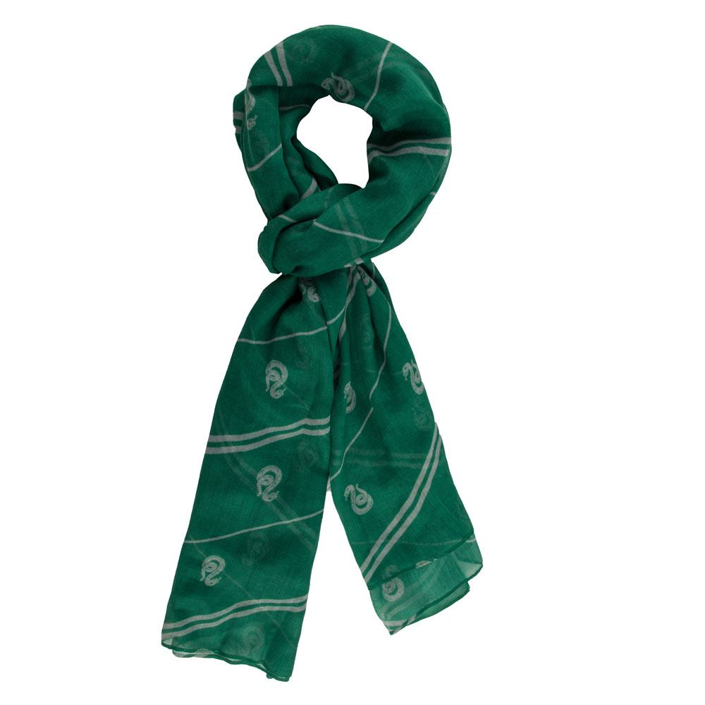 Harry Potter Lightweight Scarf Slytherin