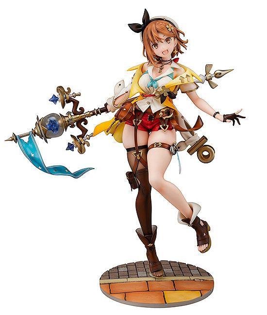 Atelier Ryza 2: Lost Legends & the Secret Fairy PVC Statue 1/7 Ryza (Reisalin Stout) 24 cm