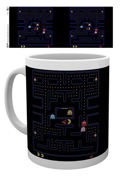 Pac-Man Mug Game