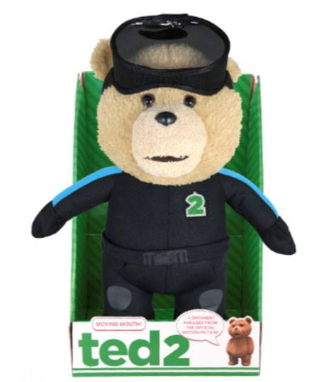 Ted 2 Animated Talking Plush Figure Scuba Explicit 40 cm