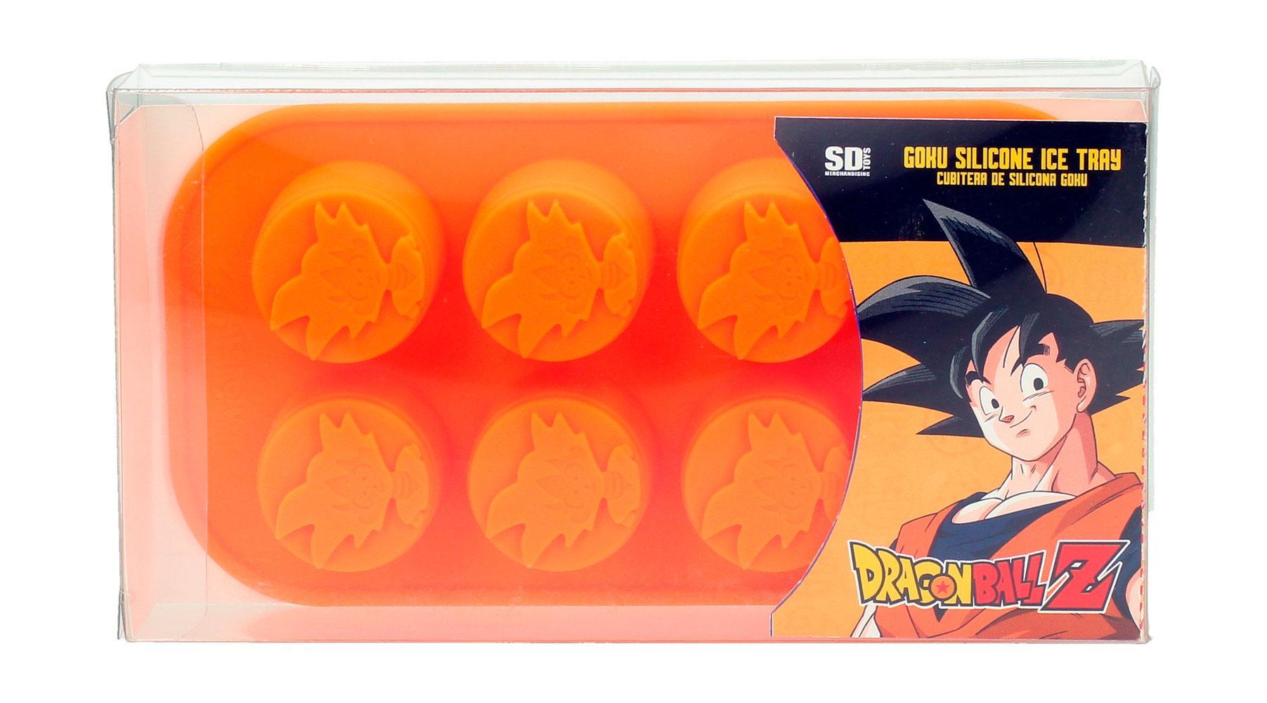 Dragon Ball Z Silicone Ice Cube Tray Goku