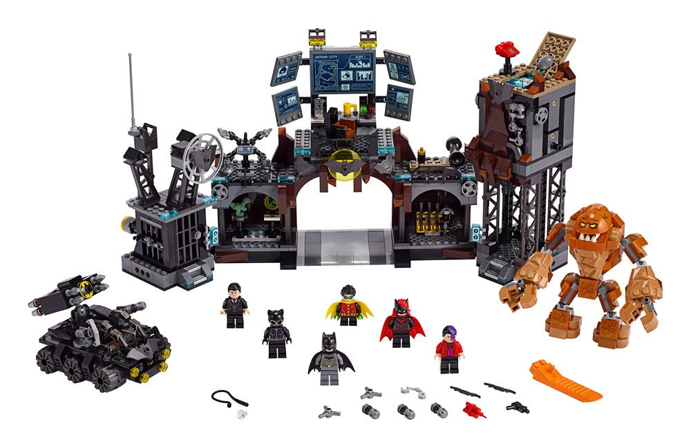 LEGO® DC Universe Super Heroes™ - Batcave Clayface™ Invasion