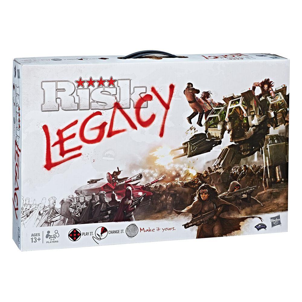 Avalon Hill Board Game Risk Legacy english
