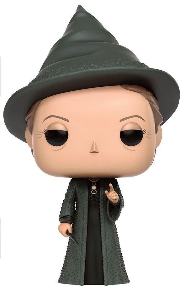 Harry Potter POP! Movies Vinyl Figure Professor McGonagall 9 cm