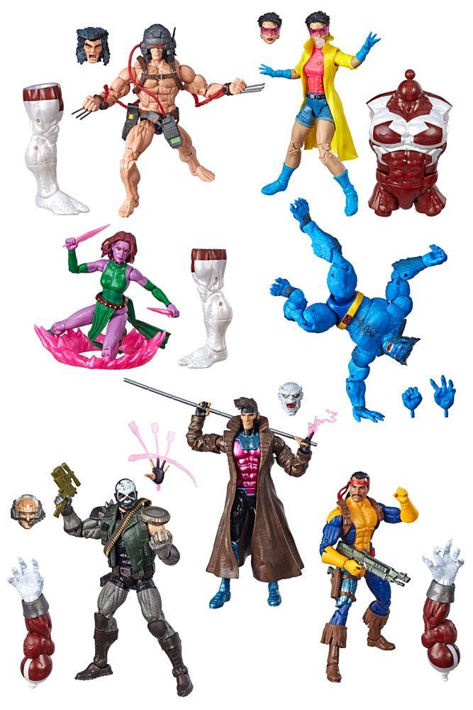 Marvel Legends Series Action Figures 15 cm X-Men 2019 Wave 1 Assortment (8)