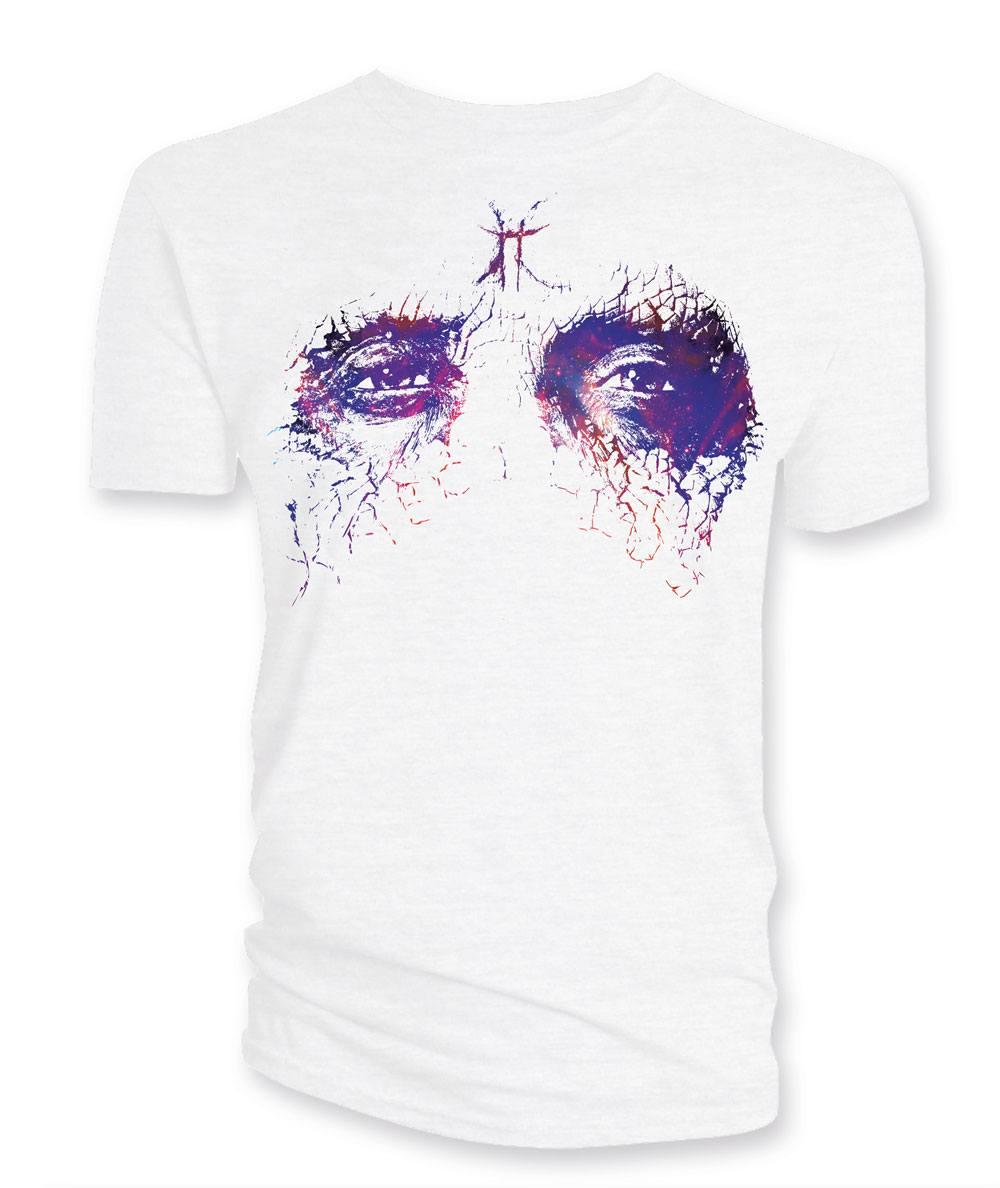 Doctor Strange T-Shirt Kaecilius Eyes  Size M