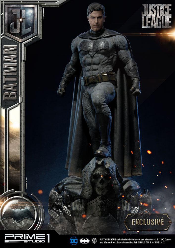 Justice League Statues Batman & Batman Exclusive 91 cm Assortment (3)