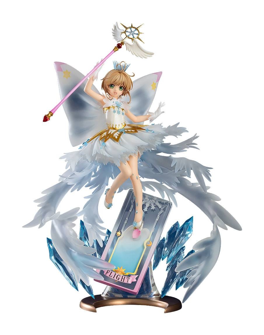 Cardcaptor Sakura: Clear Card PVC Statue 1/7 Sakura Kinomoto: Hello Brand New World 36 cm