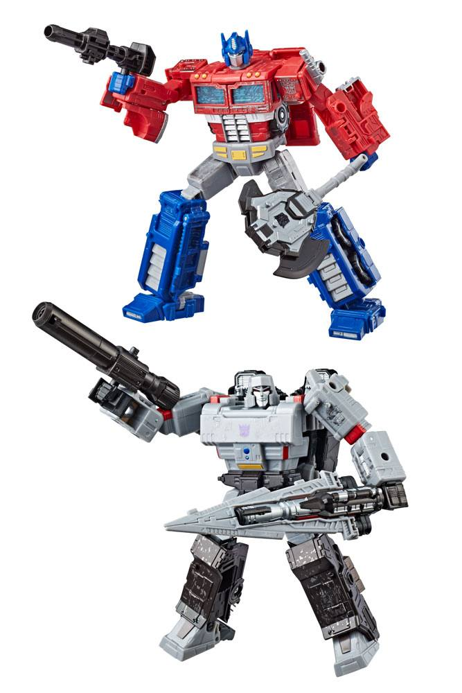 Transformers Generations War for Cybertron: Siege Action Figures Voyager 2019 Wave 1 Assortment (2)